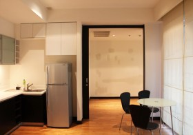 The Lofts Yennakart – apartment for rent in Yannawa, Bangkok   850 m. to Thanon Chan BRT bus station