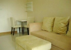 Ivy River Ratburana – riverside apartment for rent in Bangkok, 1 km. to Big C hypermarket