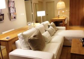 Noble Reveal Sukhumvit 63 – Bangkok apartment for rent | 5 mins walk to Ekkamai BTS | steps to restaurants, cafes & supermarket