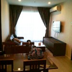 Rhythm Sathorn Narathiwas – Bangkok apartment for rent | 7-10 mins walk to Sathorn BRT/Chong Nonsi BTS |  centrally located