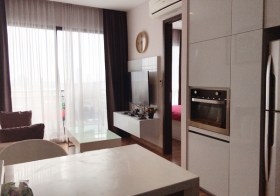 Ivy Ampio Ratchada – Bangkok apartment for rent | 250 m. to MRT Thailand Cultural Centre | 700 m. to Rama 9 MRT