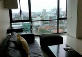 Noble Reflex – condo for rent in Phayathai, Bangkok | 3 mins walk to Ari BTS | cozy room in vibrant location