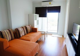 Lumpini Park Riverside Rama 3 – Bangkok apartment for rent | 650 m. to Wat Dokmai BRT | 20 mins to Sathorn-Silom