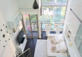 Ideo Morph 38 – condo for rent in Sukhumvit, Bangkok | 5 mins walk to Thonglor BTS | north facing, bright & cozy