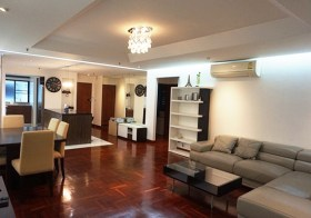 Baan Prompong – apartment for rent in Sukhumvit, Bangkok   1.6 km. to Phrom Phong BTS   fine restaurants and cafes are just around the corner