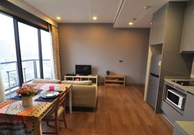 M Phayathai – Bangkok apartment for rent | steps to BTS Victory Monument, 7 mins walk to Phayathai BTS & airport link