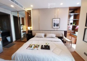 Ashton Chula-Silom | condo for rent near Silom-Samyan MRT | steps to restaurants, shopping and transportation
