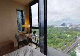 The Line Jatujak-Mochit – condo for rent near Mochit BTS/ Chatuchak MRT & Metro mall | great unobstructed view of Chatuchak park