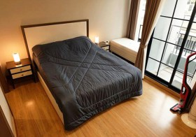 The Reserve Kasemsan 3 – condo for rent near Siam-National Stadium BTS | fitted kitchen + washing machine