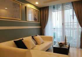 The Kris Ratchada 17 – Bangkok condo for rent | 7 mins walk to Sutthisan MRT | near restaurants, shops & cafes