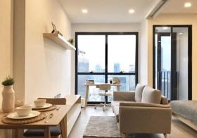 Ashton Chula-Silom | condo for rent near Samyan-Silom MRT | beautiful city view, 700 m. to Chulalongkorn university