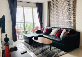 Voque Sukhumvit 16 – Bangkok condo for rent | nice lake view | 10 mins walk to MRT Queen Sirikit convention centre