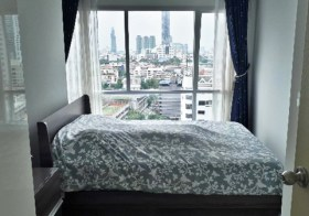 Centric Sathorn St.Louis – Bangkok condo for rent | 700 m.- 1 km. to Surasak-Chongnonsi BTS | 650 m. to Rajanakarn building