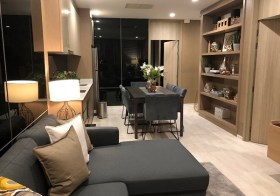 Noble Ploenchit – Bangkok condo for rent | skywalk with direct access to Phloen Chit BTS | private lift, gym, pool, garden