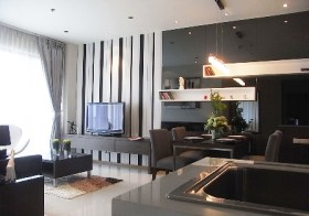 The Emporio Place Sukhumvit 24 – Bangkok condo for rent | 10 mins walk to Phrom Phong BTS | south facing | fitted kitchen + washing machine