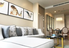 Noble Ploenchit Bangkok – Bangkok condo for rent | direct access to Phloen Chit BTS | private lift, washer/dryer