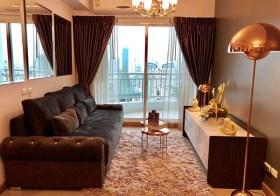 Supalai River Resort – Bangkok riverside condo for rent | gorgeous river view | facing north-east | gym, pool, garden