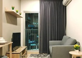 Noble Revolve Ratchada condo | 2-10 mins walk to Thailand Cultural Centre – Rama 9 MRT | fitted kitchen + washer