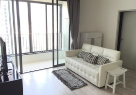 Ideo Mobi Rama 9 – Bangkok condo for rent | 3 mins walk to Rama 9 MRT | corner unit, fitted kitchen, washer