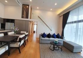 Siamese Exclusive 31 – Sukhumvit condo for rent  | 1.1-1.3 km. to Sukhumvit MRT /Asoke-Phrom Phong BTS | duplex type, bright open view