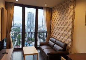The Line Asoke Ratchada – Bangkok condo for rent | 300 m. to Rama 9 MRT | open city view | corner unit | short walk to restaurants & shopping