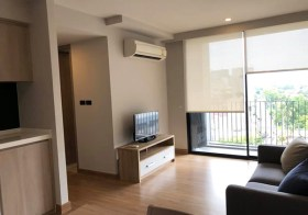 FYNN Aree – Bangkok condo for rent | 750 m. to Ari BTS | bright open view | 1 extra room + fitted kitchen + washer