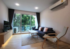 Von Napa Sukhumvit 38 – Bangkok condo for rent  |  200 m. to Thonglor BTS | short walk to shops and eateries