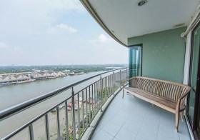 Lumpini Place Narathiwat Chaopraya – Bangkok riverside condo | shuttle service to Chong Nonsi BTS | nice river view