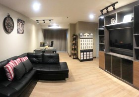Waterford Diamond Sukhumvit 30/1 condo | 8 mins walk to Phrom Phong BTS | bathtub + washer + kitchen with oven