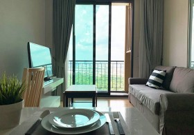 Equinox Phahol-Vibha condo | 900 m. to Mochit BTS/Chatuchak MRT | 5 mins walk to Sun Tower & Lao Peng Nguan tower