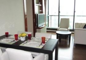 The Address Sukhumvit 28 condo | 400 m. to Phrom Phong BTS | unobstructed view, washer/dryer, Jacuzzi bathtub