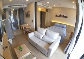 Ashton Asoke  condo | 1-3 mins walk to Sukhumvit MRT – Asoke BTS & Terminal 21 | fitted kitchen + washing machine
