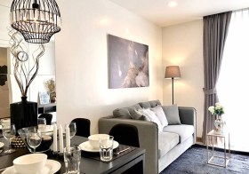 Downtown 49 – Sukhumvit condo for rent | shuttle service to Phrom Phong BTS | fully furnished with washer | pet friendly