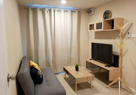 JW Condo @ Donmuang – Bangkok condo for rent  | 700 m. to Donmueang airport | top floor + corner unit