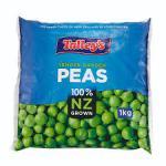 Garden Peas from New Zealand