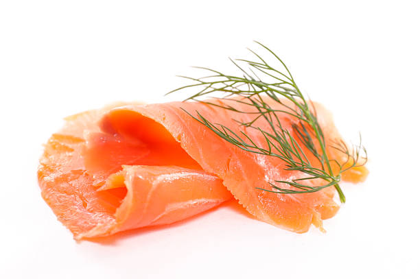 Smoked Salmon for salads or sandwich