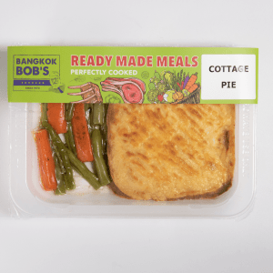 Cottage Pie Packaging Ready Meal