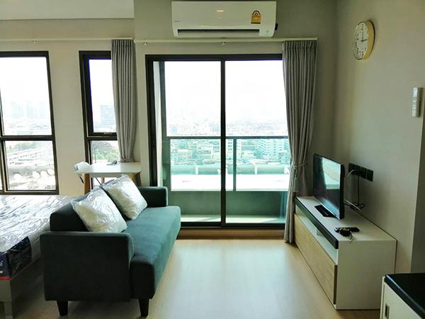 Lumpini Suite Dindaeng Ratchaprarop (ลุมพินี สวีท ดินแดง-ราชปรารภ) คอนโดให้เช่า Bangkok condo for rent | 1.1-1.2 km. to Victory Monument BTS (อนุสาวรีย์ชัยสมรภูมิ)- airport link | fully furnished + washer