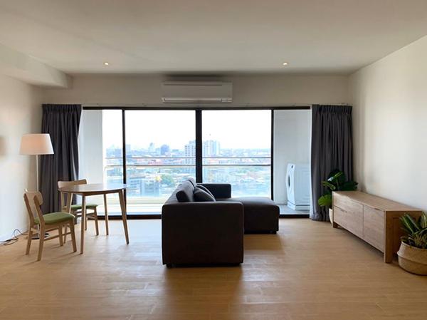 The Natural Place Suite (เดอะ เนเชอรัล เพลส สวีท) คอนโดให้เช่า – Bangkok condo for rent | 500-900 m. to Lumphini – Khlong Toei MRT (ลุมพินี-คลองเตย) |  corner unit + open view