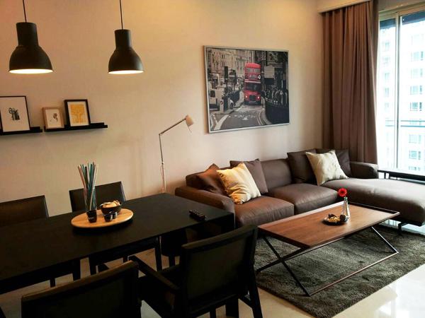 Q Langsuan (คิว หลังสวน) คอนโดให้เช่า – condo for rent in Pathumwan, Bangkok | 600 m. to Chit Lom BTS | lively neighborhood