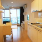 Life @ BTS Thapra – studio condo for rent