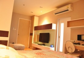 Ivy River Ratburana Bangkok – riverside studio condo for rent, 12k