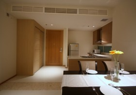 The Empire Place Sathorn – 1 BR apartment for rent in central Bangkok , 40k