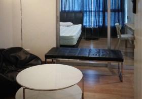 Aspire Rama 4 Bangkok – 1BR condo for rent near Ekamai BTS, 13K
