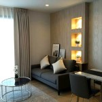 HQ by Sansiri Sukhumvit – 1BR condo for rent in Thonglor Bangkok, 55K