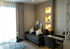 HQ by Sansiri Sukhumvit – 1BR condo for rent in Thonglor Bangkok, 55K
