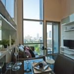 Ideo Morph 38 Bangkok –  duplex condo for rent @ Thonglor BTS, 30K