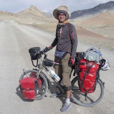 Tajikistan : pédaler sur la plus haute route du monde