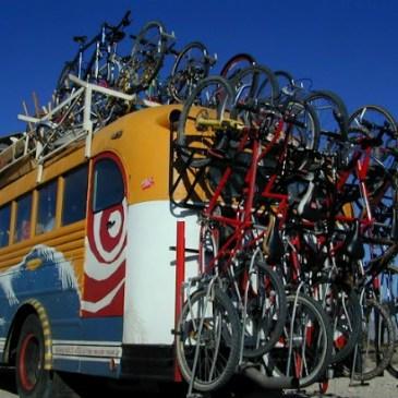 Comment prendre le bus avec son vélo ?
