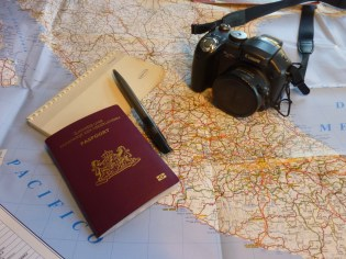 Préparation itinéraire road trip